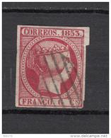 1852   EDIFIL  Nº 17 - Gebruikt