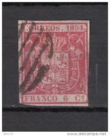 1854   EDIFIL  Nº  24 - 1850-68 Koninkrijk: Isabella II
