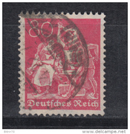 1921    MICHEL  Nº    186     -- Geprüft -- - Usati