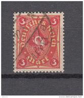 1921    MICHEL  Nº 172   Wz R   -- Geprüft -- - Usados