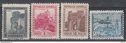 1938   EDIFIL Nº 770 / 772, 770A, Dto 10.   /**/ - 1931-50 Ungebraucht