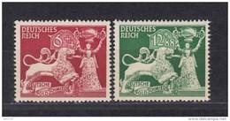 1942     MICHEL  Nº 816 / 817    / ** / - Unused Stamps