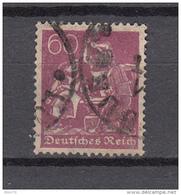 1922  MICHEL Nº  184  -- Geprüft -- - Usati