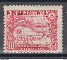 1935    Edifil Nº  694  /**/, - 1931-Heute: 2. Rep. - ... Juan Carlos I