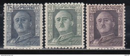 1946-1947 EDIFIL Nº 999 / 1001  /**/ - 1931-50 Unused Stamps
