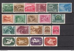 1938 - 1941   VARIOS  SELLOS   / * / - Hungría