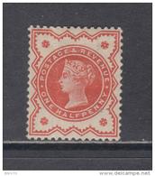 1887  SG - Nº 197 Wi   / ** /   ,    --  With Inverted  Wmk .  -- - 1840-1901 (Viktoria)