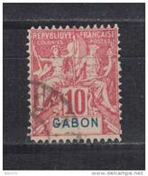 1904 - 1907   YVERT  Nº  20 - Gabon (1886-1936)