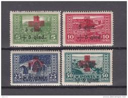 1924   YVERT  Nº  140 / 143    / ** / - Albania