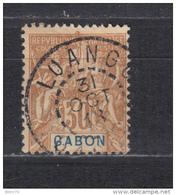 1904 - 1907   YVERT  Nº  24 - Gabon (1886-1936)