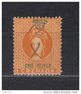 Grenada ,   1d  Orange - Grenada (...-1974)