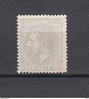 1879  EDIFIL Nº 204  ( * ) - Ongebruikt