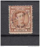 1876   EDIFIL  Nº  174 - 1875-1882 Koninkrijk: Alfonso XII