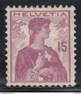 1909 YVERT Nº 133  MH - Nuovi