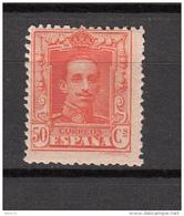 1922 - 1930   EDIFIL  Nº  ,  320  / * / - Ongebruikt