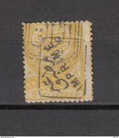 1891   MICHEL  Nº 67 - 1858-1921 Imperio Otomano