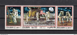 1969   MICHEL  362 / 363    / ** / - Dubai