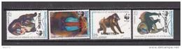 1991  FONDO MUNDIAL PROTECCIÓN DE LA NATURALEZA     -- MUESTRA --    / ** / - Guinea Ecuatorial