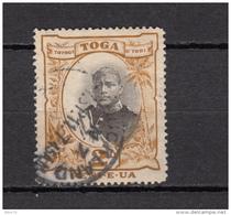 1897    YVERT  Nº   40 - Tonga (...-1970)