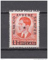 1941   Sassone  Nº 35   / * / - Fiume & Kupa