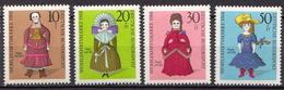 Germany MNH Set - Dolls