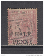 1876   YVERT  Nº 42 - Mauritius (...-1967)