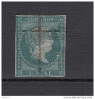 1855  EDIFIL  Nº  41    --  Inutilizado A Pluma -- - Gebraucht