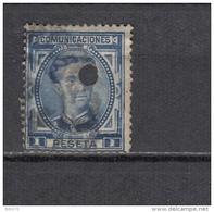 1876   EDIFIL  Nº  180  T - 1875-1882 Koninkrijk: Alfonso XII