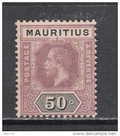 1912 - 1921   YVERT  Nº  151   ( * ) - Mauricio (...-1967)