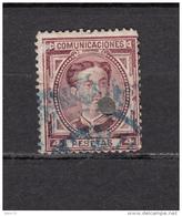 1876   EDIFIL  Nº  181 T - Usati