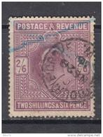 1902 - 1910 -  2/ 6   Lilac , - 1840-1901 (Viktoria)