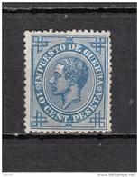 1876   EDIFIL  Nº   184   ( * ) - Nuevos