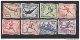 1936    MICHEL  Nº  609 / 616    / ** / - Neufs