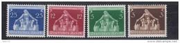 1936    MICHEL  Nº  617 / 620   / ** / - Unused Stamps