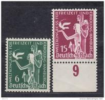 1936    MICHEL  Nº 622 / 623   / ** / - Unused Stamps