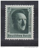1937    MICHEL  Nº 650   / ** / - Alemania