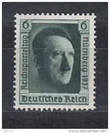 1937    MICHEL  Nº 650   / ** / - Neufs