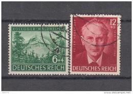 1943   MICHEL  Nº 855 / 856 - Usati