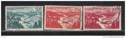 1948 -  YVERT  Nº 9 / 11  , MICHEL  Nº 252 / 254 - Aéreo