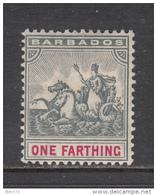 1904   YVERT  Nº 69   / * / - Barbados (...-1966)
