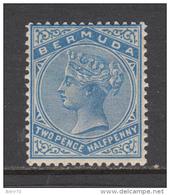 1884 - 1893   YVERT  Nº 19   / * / - Bermudas