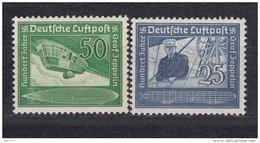 1938    MICHEL  Nº  669 / 670    / ** / - Germany