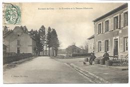 CIREY SUR VEZOUZE - La Frontière Et La Douane Allemande - Cirey Sur Vezouze