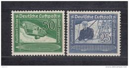 1938    MICHEL  Nº  669 / 670    / ** / - Unused Stamps