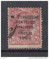 1922     YVERT  Nº   117 - Usados