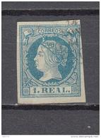 1860    EDIFIL  Nº 55 - 1850-68 Royaume: Isabelle II