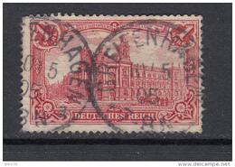 1902  MICHEL  Nº 78 B  25: 16 - Usati