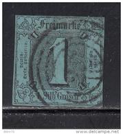 1852    MICHEL   Nº  4 - Thurn Und Taxis