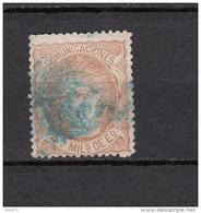 1870    EDIFIL  Nº 104 - Gebruikt