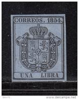 1854   EDIFIL  Nº  31   / * / - Neufs